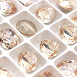 Капля Preciosa Crystal Honey / Maxima 14x10 мм 1 шт (Чехия)