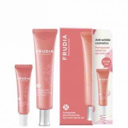 FRUDIA Набор питательных кремов для глаз с экстрактом граната (40мл+10мл) / FRUDIA Pomegranate Nutri-Moisturizing Eye Cream Special Set