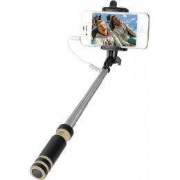 Монопод Perfeo M3 / 14-60 cm/ 3.5 mm audio cable/ Black
