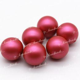 Жемчуг Swarovski 5810 12 мм Mulberry Pink 1 шт