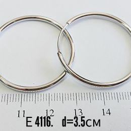 Сережки E/S/E4116