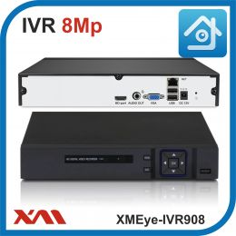 XMEye-IVR908. Видеорегистратор IP.
