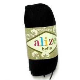 Alize Bella 60, 100% хлопок, 50 г. 180 м.