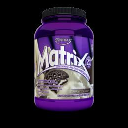 SYNTRAX Matrix 2.0 protein, банка 907г. Cookies cream