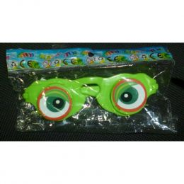 Очки с выпадающими глазами