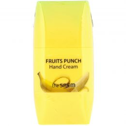 "Saem Крем для рук ""банановый пунш"" Fruits Punch Banana Hand Cream"