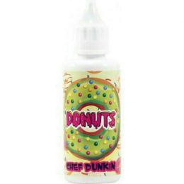 """Жидкость для ЭС """"Donuts"""" Chef Dunkin 0/2/4mg 50ml"""