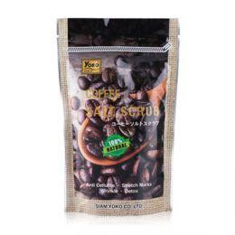 Спа-скраб с кофе и с солью 280 гр. Gold coffee salt scrub