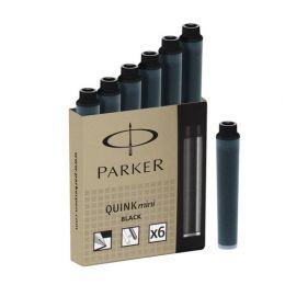 Картридж с чернилами для перьевой ручки MINI, 1 шт., цвет: Black