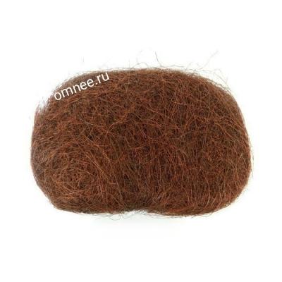 Сизаль, цв. в ассортименте, 20 гр., цв.: т.коричневый