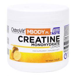Ostrovit Creatine monohydrate 300g Lemon