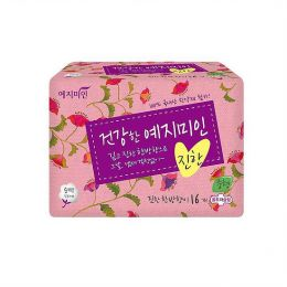 Yejimin Прокладки гигенические Мягкий хлопок 16шт (средние) Mild Herb Cotton Sanitary Pads 16P (Medium)