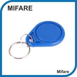 Mifare (синий). Брелок для систем контроля доступа.