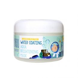 Elizavecca Увлажняющая маска для сияния кожи Milky Piggy Water Coating Aqua Brightening Mask