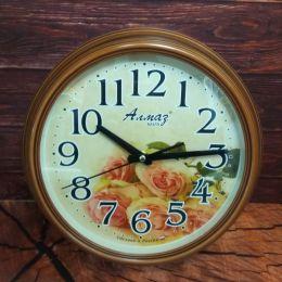 Часы настенные Алмаз