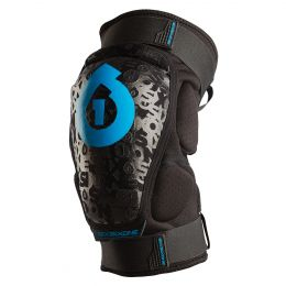 Защита колена Rage hard knee Black SIXSIXONE Р-р: M