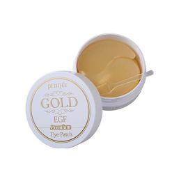 PETITFEE GOLD Патчи для глаз с золотом. 60шт