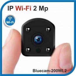WJ02. Камера видеонаблюдения IP Wi-fi с аккумулятором.