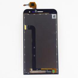 Дисплей для Asus ZE500KL/ZE500KG (ZenFone 2 Laser) в сборе с тачскрином Черный