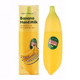 TONY MOLY MAGIC FOOD Крем для рук с бананом. 45мл