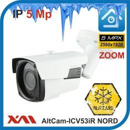 AltCam ICV53IR NORD. POE/12. ZOOM. Камера видеонаблюдения. ПРОЕКТНОЕ ОБОРУДОВАНИЕ.