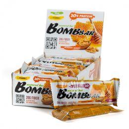 BOMBBAR, батончик 60г. Walnuts-honey