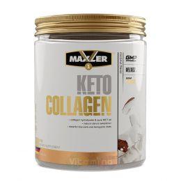 Maxler Keto collagen 400g Coconut flavor