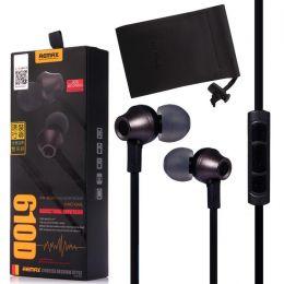 Наушники Remax RM-610D Black
