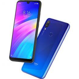 Смартфон Xiaomi Redmi 7 16Gb 2Gb синий 4G 2Sim 6.26ʺ