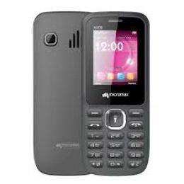 Телефон Micromax x406 Gray