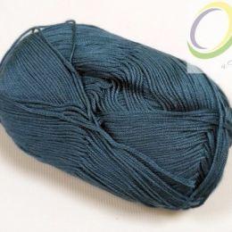 Пряжа Бамбуковая, цв.: сине-серый 919