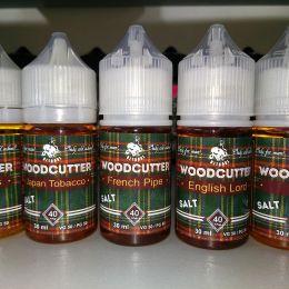 жидкость Woodcutter SALT 30 мл