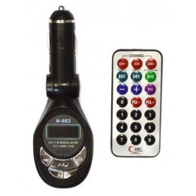 Частотная модуляция mp3 N-663