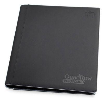 "Ultimate Guard - Черный гибкий альбом XenoSkin ""Квадро"" на 480 карт (4х3)"