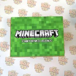 Сюрприз-бокс Minecraft (Майнкрафт)