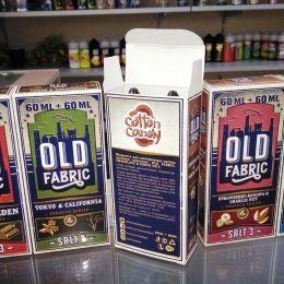 жидкость Old Fabric 60+60 ml