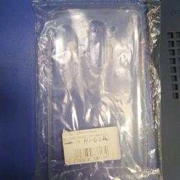 Чехол Honor 6x силикон прозрачный