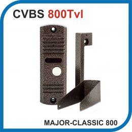 MAJOR CLASSIC 800. Вызывная панель. МЕДЬ. 800Твл.
