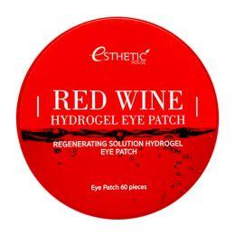 Гидрогелевые патчи с красным вином RED WINE HYDROGEL EYE PATCH 60 шт