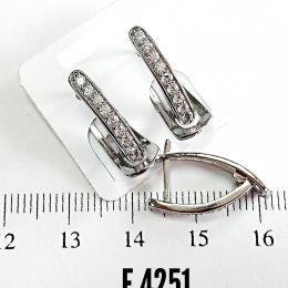 Сережки E/S/E4251