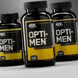 ON Витаминный комплекс, Opti-men, 240таб.