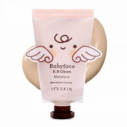 It`s skin babyface silky bb cream