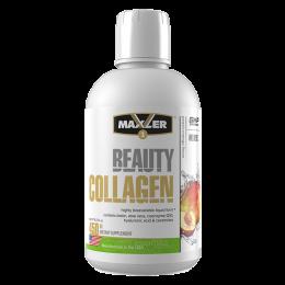 MAXLER Beauty collagen бутылка 450мл. Peach-mango