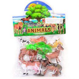 Животные домашние ВF 6983-1 (96/2) в кульке [Пакет]