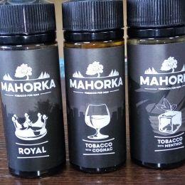 жидкость MAHORKA Classic 120 мл