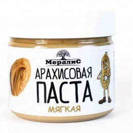 Арахисовая паста Мягкая