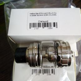 Бак RTA iJust 3 ELLO Duro Eleaf 26,5mm 6,5ml