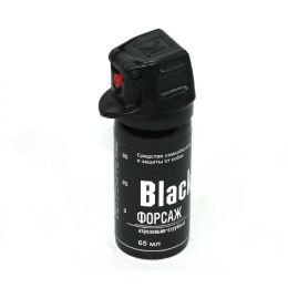 Баллон аэрозольный BLACK ФОРСАЖ 65мл