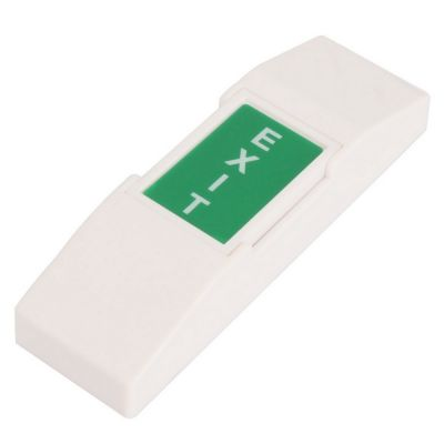 XMEye-EXIT-01(ПН). Кнопка пластиковая, накладная, НЗ/НР.