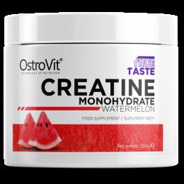 OstroVit, creatine monohydrate, банка 300гр. Watermelon